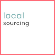 local sourcing- potential related principle