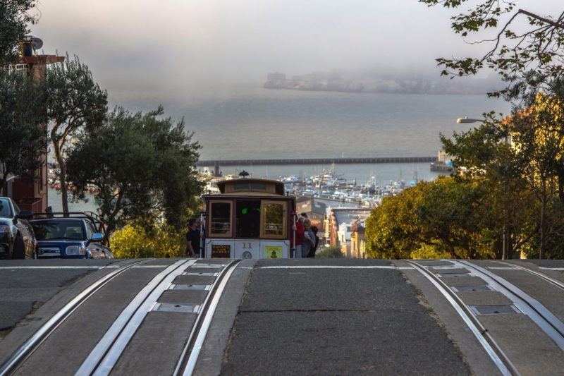 Positive Travel Guide San Francisco Tram