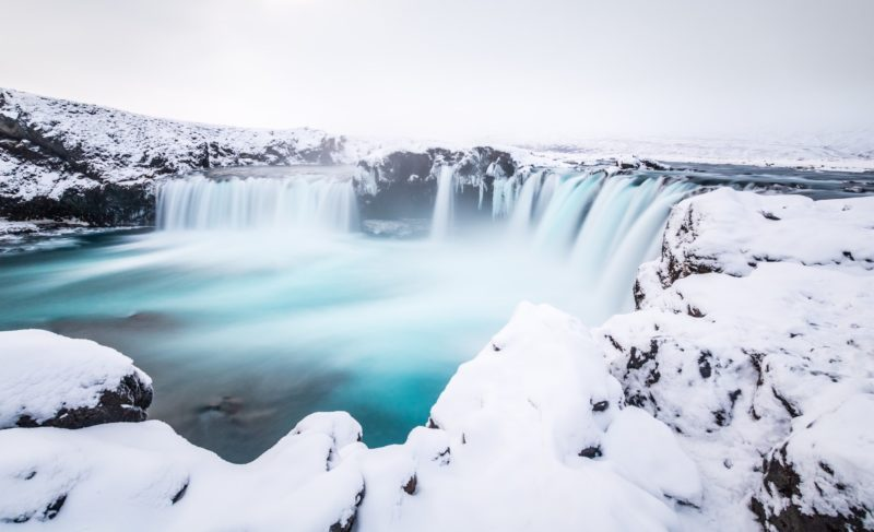 Positive Travel Iceland Guide Iceland godafoss-waterfall