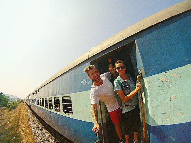 Positive Travel Sustainable travel indian railway