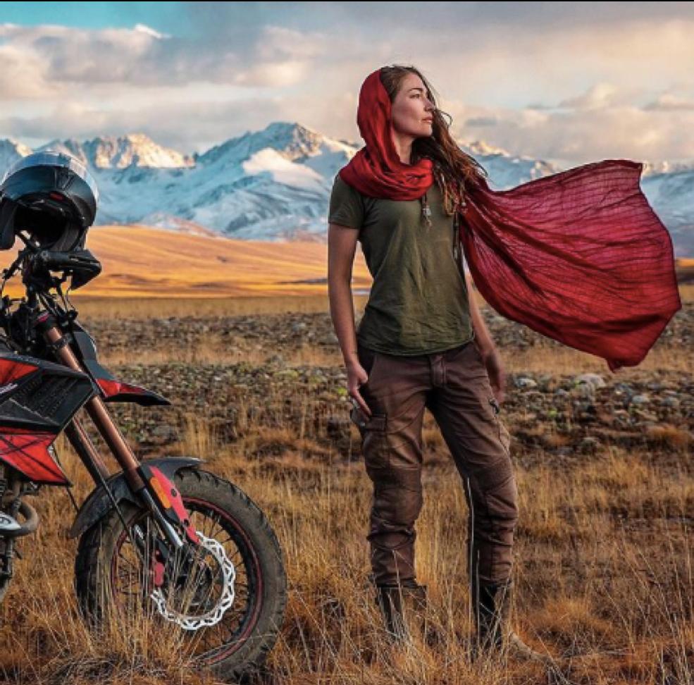 Rosie Gabrielle Positive Women in Travel 2021