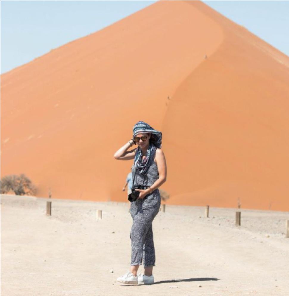Bea Maia Positive Women in Travel 2021